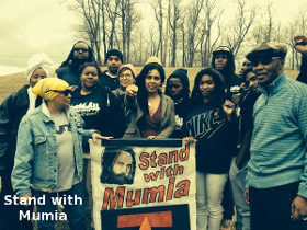 Stand with Mumia