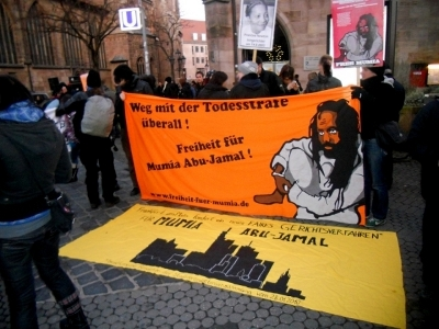 Demo in Nuernberg